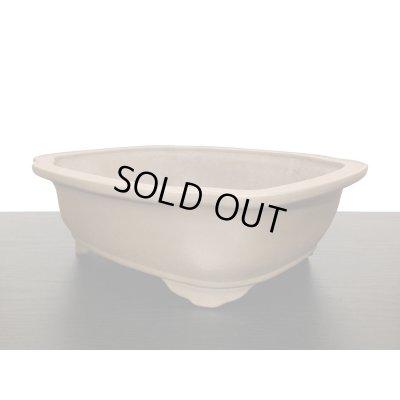 画像2: 常滑鉢 「中野行山」 烏泥外縁下紐木瓜鉢